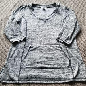 Liz Claiborne Weekend 3/4 Sleeve Sweater